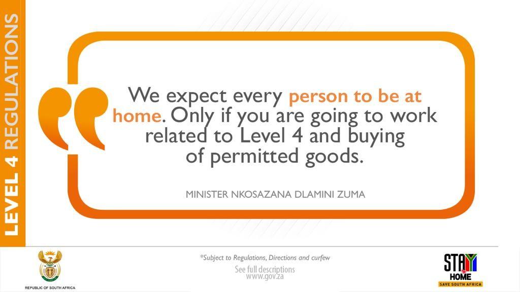 Level 4 Regulations1